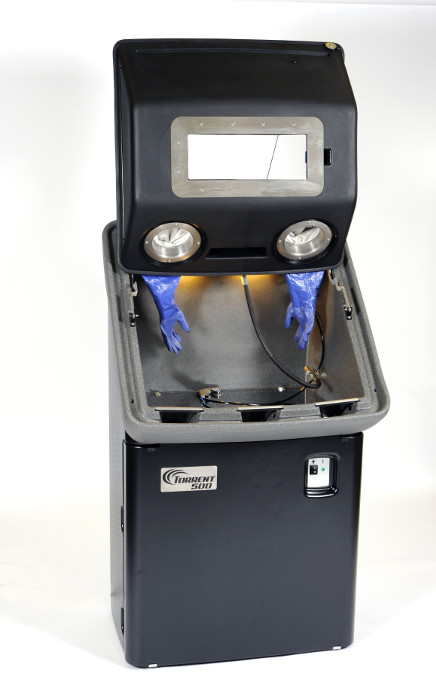 Torrent 500 parts cleaning machine